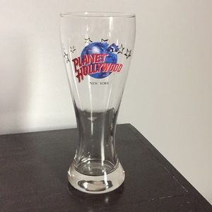 Planet Hollywood Glass